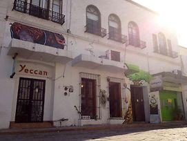 Yeccan Hostal Galeria photos Exterior