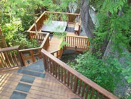 Tofino Forest View Cabin By Cox Bay photos Room