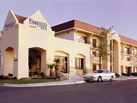 Fairfield Inn By Marriott Albuquerque University Area photos Exterior