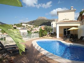 Canuta Mar 14 Two Story Holiday Home Villa In Calpe photos Exterior