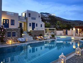 Folegandros Apartments photos Exterior