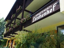 Appartements Larchenhof photos Exterior