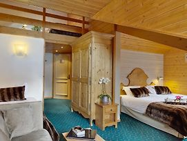 Chalet Hotel Les Sorbiers photos Room