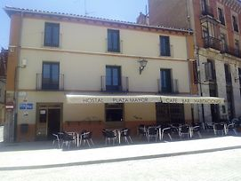 Hostal Plaza Mayor De Almazan photos Exterior