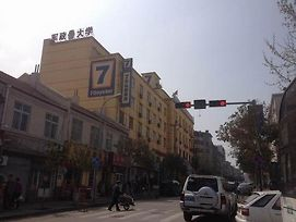 7Days Inn Hangzhou Xiaoshan Jianshesan Road Subway Station photos Exterior