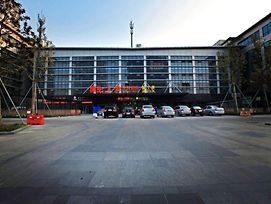 Pae Hotel Suzhou Jinjihu Industrial Park Central Business District photos Exterior