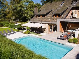 Attractive Holiday Home In Spa With Swimming Pool photos Exterior