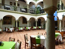 Hotel Monte Alban (Adults Only) photos Exterior