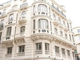 Malaga Center Flat Luxury photos Exterior
