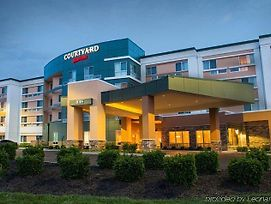 Courtyard By Marriott Evansville East photos Exterior