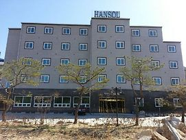 Hansol Motel photos Exterior