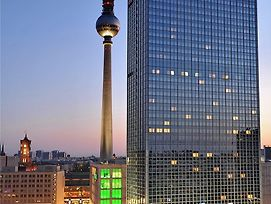 Park Inn By Radisson Berlin Alexanderplatz photos Exterior