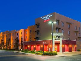 Towneplace Suites By Marriott Tampa Westshore/Airport photos Exterior