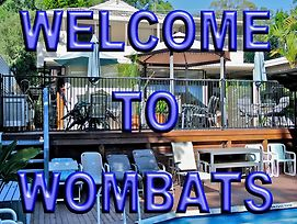 Wombats Bb Apartments photos Exterior