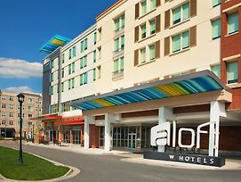 Aloft Richmond West Short Pump photos Exterior