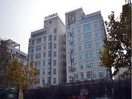 7 Days Inn Zhengzhou Hi Tech Zone Enterprises Base Branch photos Exterior