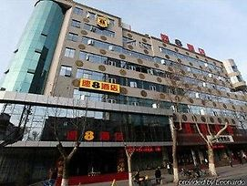 Super 8 Hotel Baoji Railway Station photos Exterior