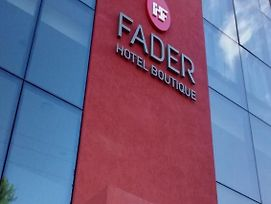 Fader Hotel Boutique photos Exterior