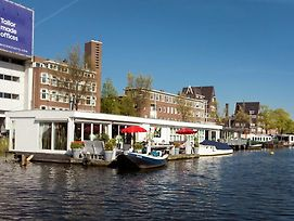 Modern Houseboat Apartment In Amsterdam With Terrace photos Exterior