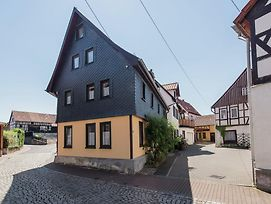 Ideal Apartment In Wurtha Farnroda Thuringia With Barbecue photos Exterior