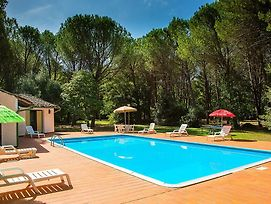 Gorgeous Holiday Home In Montecatini Val Di Cecina With Pool photos Exterior