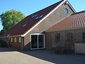 Spacious Farmhouse In Drenthe By The Forest photos Exterior