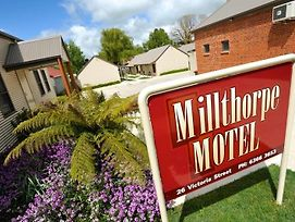 Millthorpe Motel photos Exterior