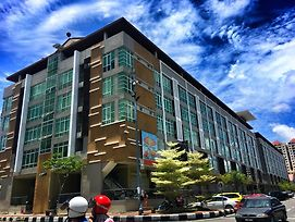 Staycity Apartments - Kota Bharu City Point photos Exterior