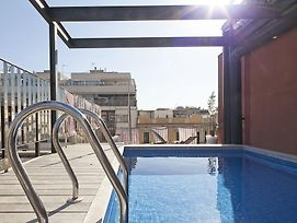 Apartment Barcelona Rentals - Pool Terrace In City Center photos Exterior