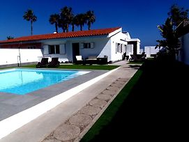 Villa 6 People Heated Pool Seafront Great Location photos Exterior