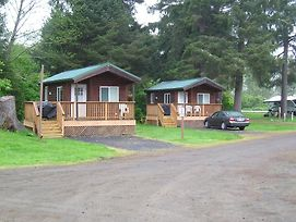 Seaside Camping Resort Studio Cabin 4 photos Exterior