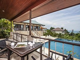 Bophut View 4 Bedroom Sea View Villa In Koh Samui With Infinity Pool photos Exterior