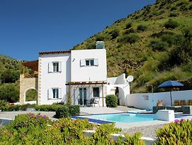 Beautiful Villa In Agia Galini Crete With Swimming Pool photos Exterior