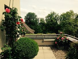 Avliving City Flat Basel With Roof Garden photos Exterior