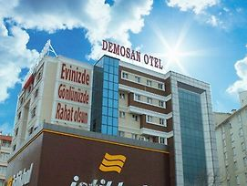 Demosan City Otel photos Exterior