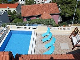 Family Friendly House With A Swimming Pool Postira, Brac - 5661 photos Exterior