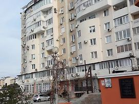 Apartment With Sea View On 40 Let Pobedy 15 1 photos Exterior