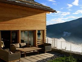 Chalet With Panoramic Mountain View In Les Collons photos Exterior