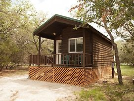Medina Lake Camping Resort Studio Cabin 1 photos Exterior