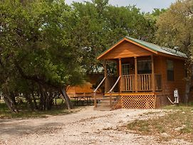 Medina Lake Camping Resort Cabin 3 photos Exterior