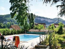 Cozy Holiday Home In Tour De Faure With Swimming Pool photos Exterior