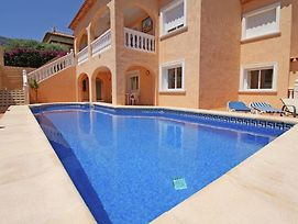 Luxurious Holiday Home With Private Pool In Calpe photos Exterior