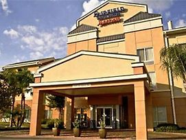 Fairfield Inn & Suites By Marriott Mcallen Airport photos Exterior