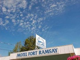 Motel & Camping Fort Ramsay photos Exterior