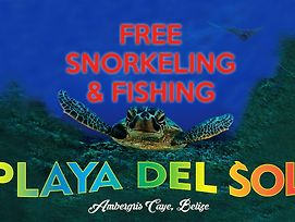 Playa Del Sol Free Snorkeling & Fishing photos Exterior