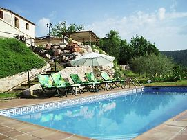 Countryside Mansion In La Llacuna With Private Pool photos Exterior
