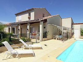 Charming Holiday Home In Oraison With Private Pool photos Exterior