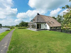 Lovely Holiday Home In Burdaard Netherlands Near River photos Exterior