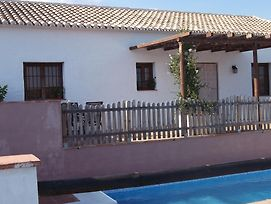 Spanish Farmhouse In Andalusia With Private Pool photos Exterior