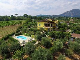 Homely Holiday Home In Torrecuso Italy With Pool photos Exterior